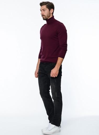 George Hogg Slim Fit Pantolon Antrasit